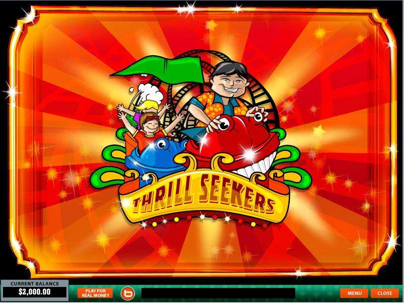 Game Review Thrill Seekers Slot