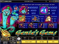 Game Review Genie's Gems