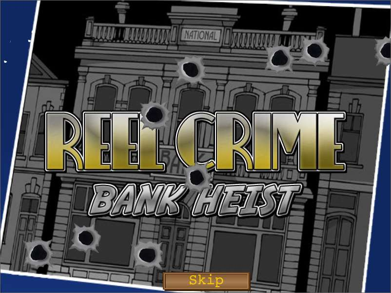 Game Review Reel Crime 1 Bank-Heist