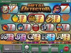 Game Review Metal Detector