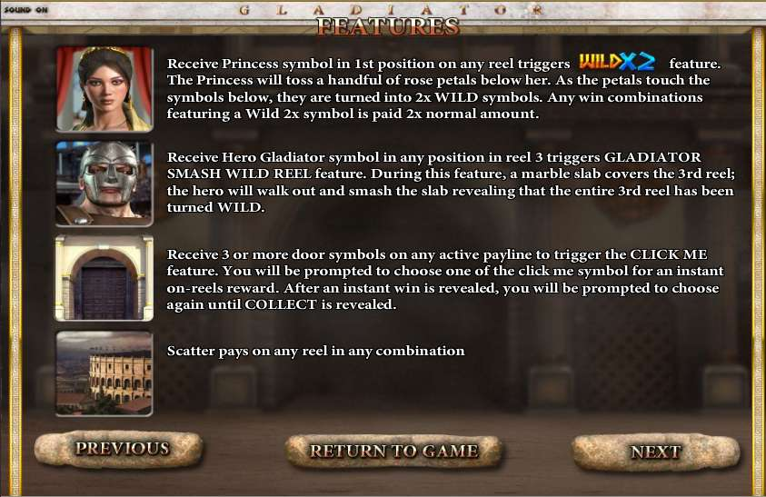 Game Review Gladiator