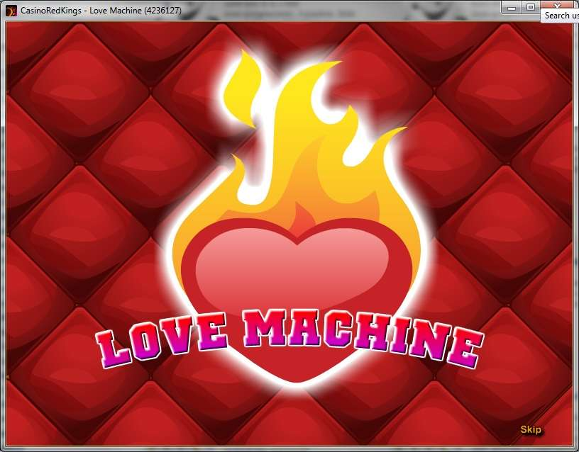 Game Review Love Machine