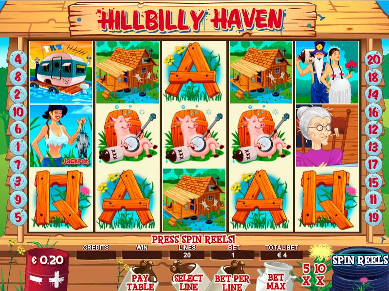Game Review Hillbilly Haven