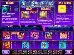 Game Review Rock Star Riches