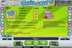 Game Review Fruit Case
