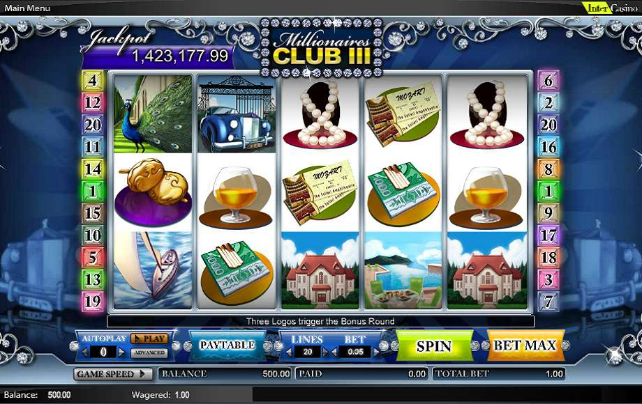Game Review Millionaires Club III