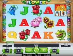 Game Review Flowers