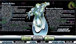 Game Review Silver Surfer