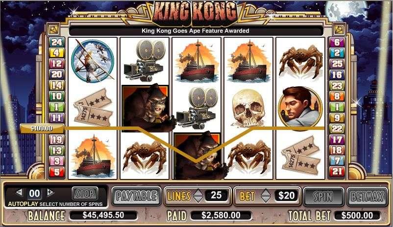 Game Review King Kong