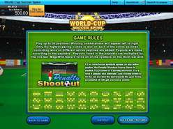 Game Review World-Cup Soccer Spins
