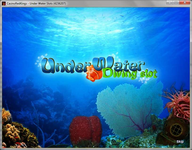 Game Review Under Water