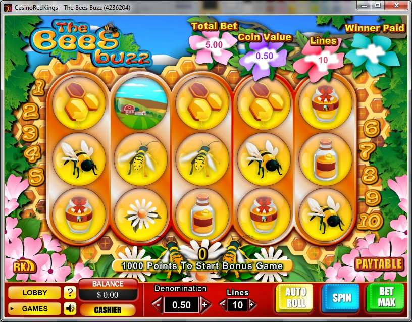 Game Review The Bees Buzz