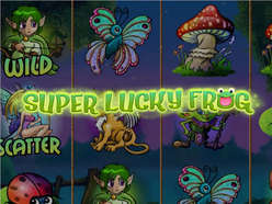 Game Review Super Lucky Frog