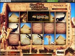 Game Review Fortune of the Pharaohs