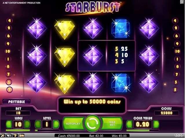 Game Review Starburst