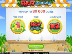 Game Review Fruit Shop