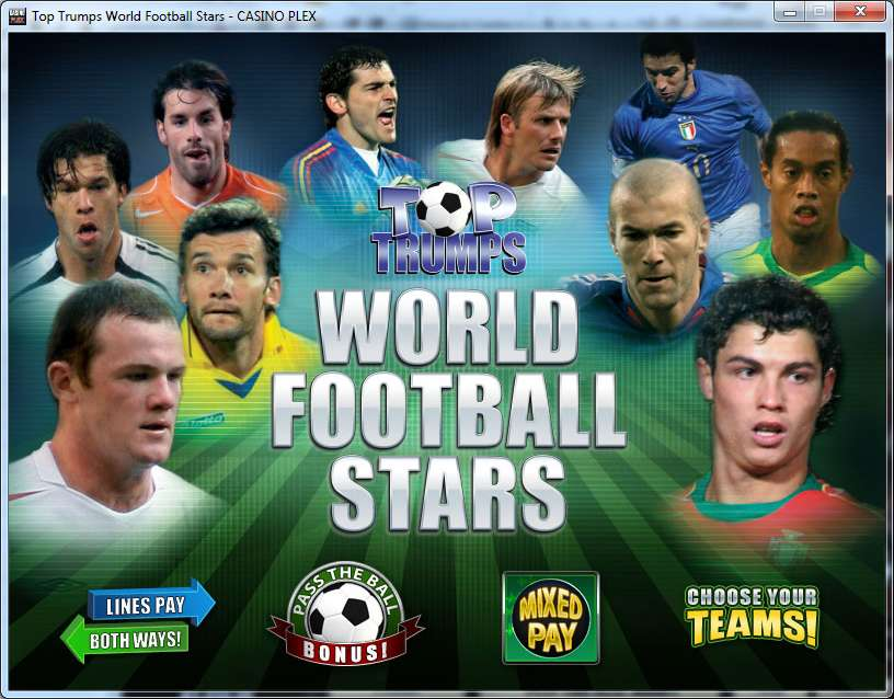Game Review Top Trumps Football Stars