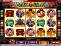 Game Review Jewels of the Orient