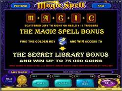 Game Review Magic Spell
