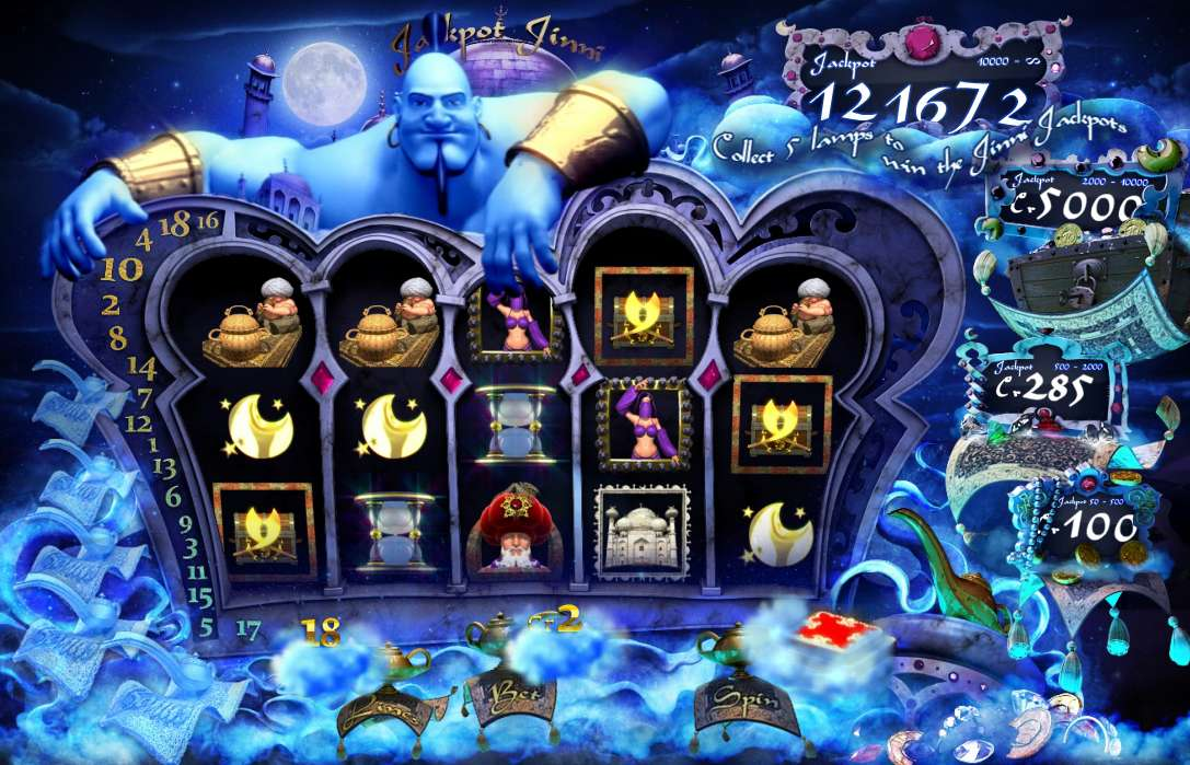 Game Review Jackpot Jinni