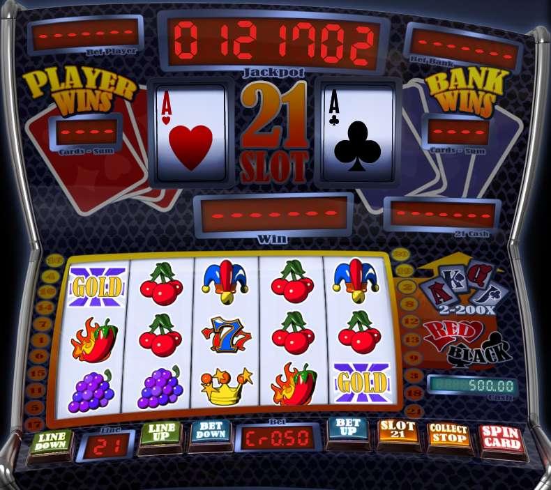 Казино слот 21 линия жетон в казино сканворд 5 букв