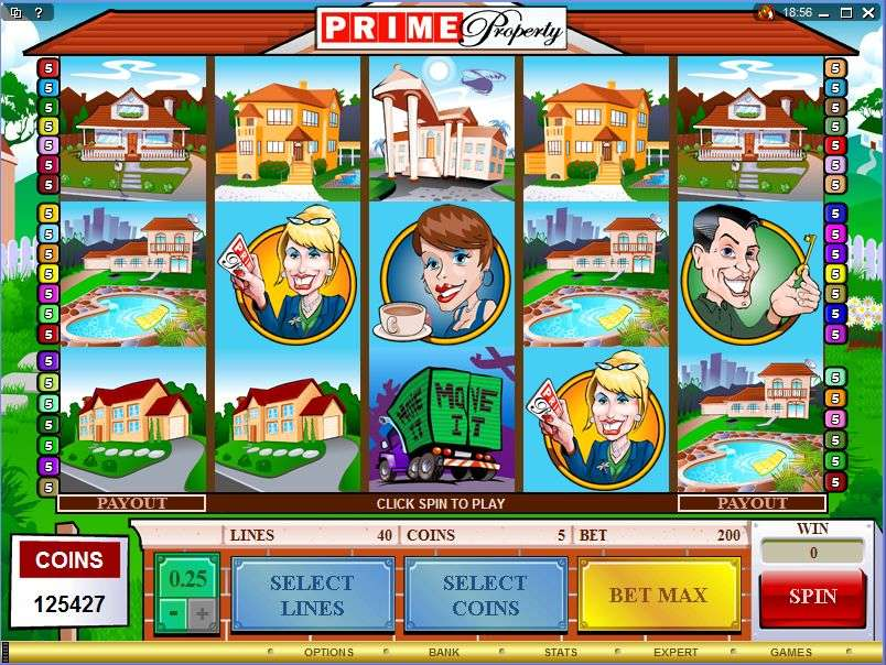 Game Review Prime Property