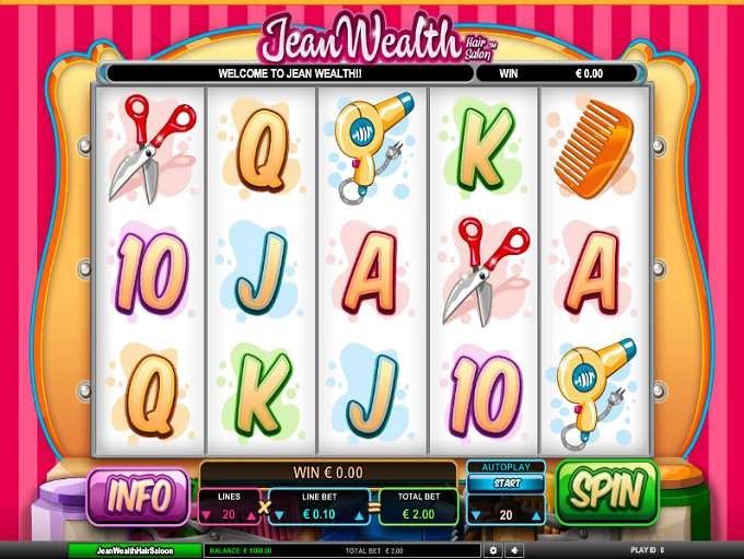 Game Review Jean Wealth