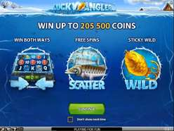 Game Review Lucky Angler