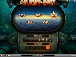 Game Review Silent Run