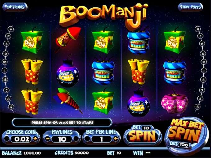Game Review Boomanji