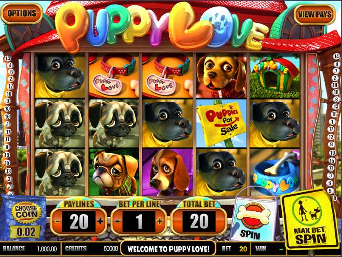 Game Review Puppy Love