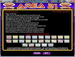 Game Review Area 21