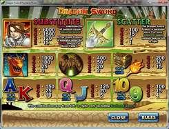 Game Review Dragon Sword