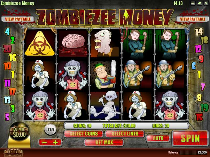 Game Review Zombiezee Money