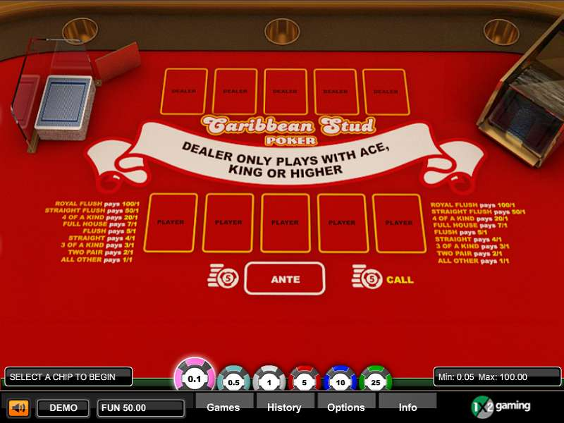 Caribbean casino casino game game pocker poker video oj simpson las vegas casino breakin