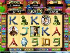 Game Review Lucky 8