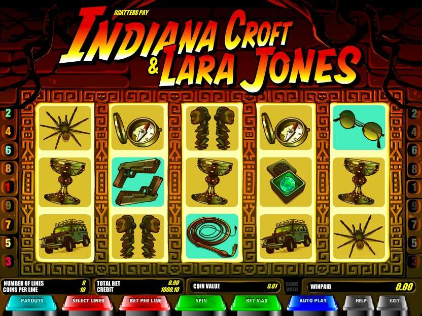 Game Review Indiana Croft & Lara Jones