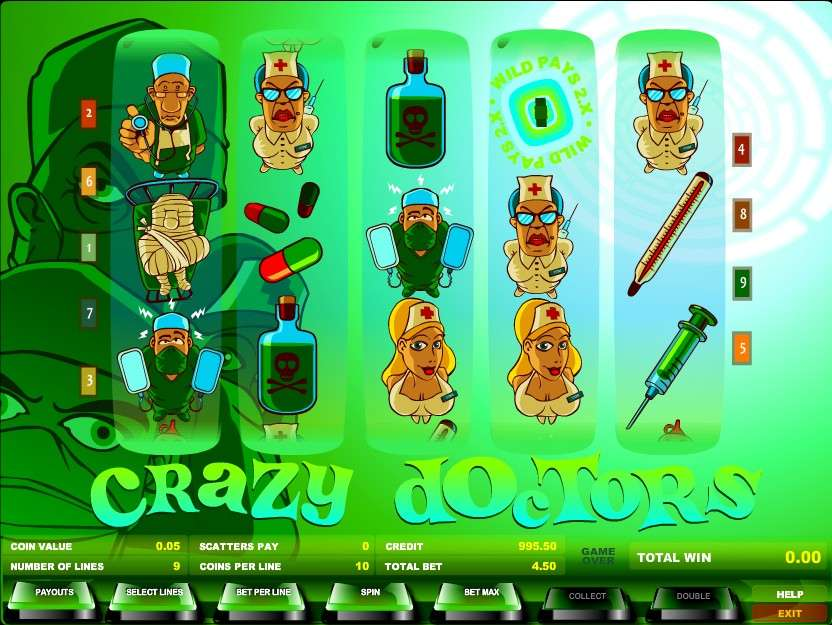 Game Review Crazy Doctors