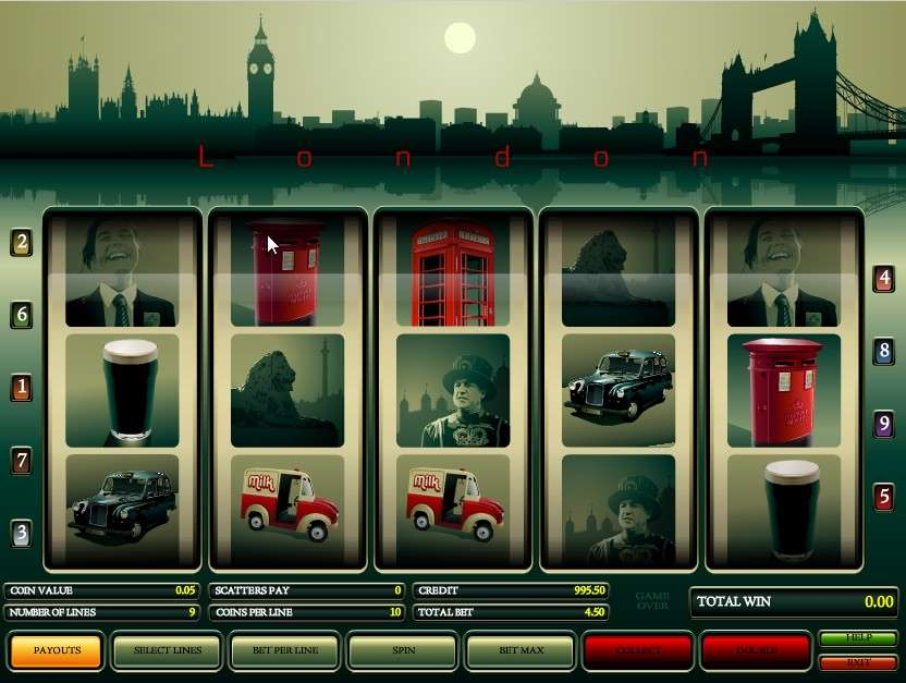 Game Review London