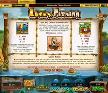 Game Review Lucky Fishing