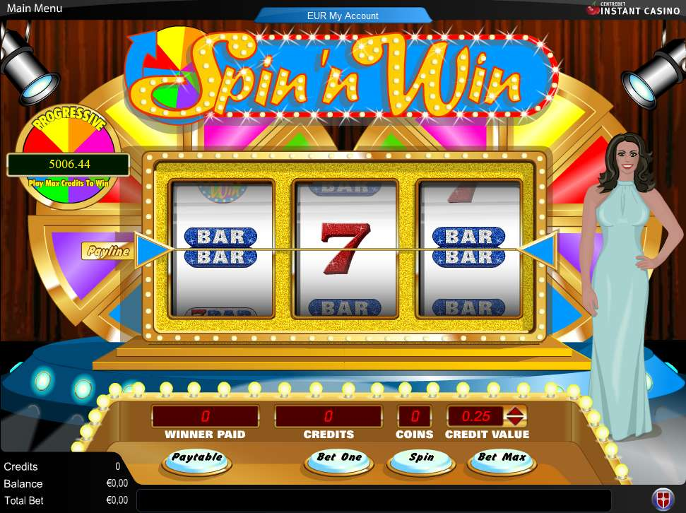 Game Review Spin 'n Win