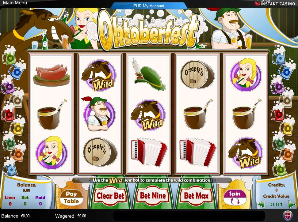 Game Review Oktoberfest
