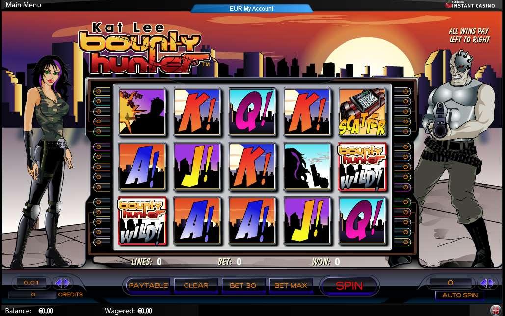 Game Review Kat Lee: Bounty Hunter