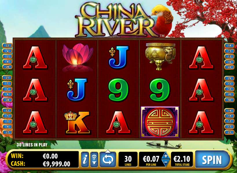Game Review China River