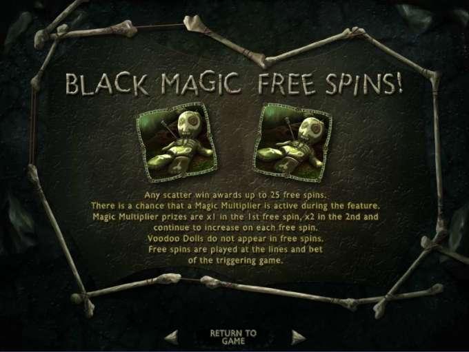 Game Review Voodoo Magic