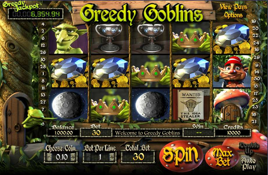 Game Review Greedy Goblins