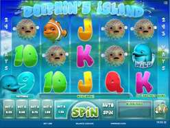 Game Review Dolphin's Island
