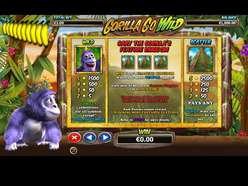 Game Review Gorilla Go Wild