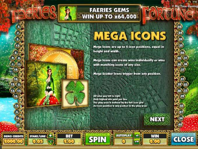 Game Review Faeries Fortune