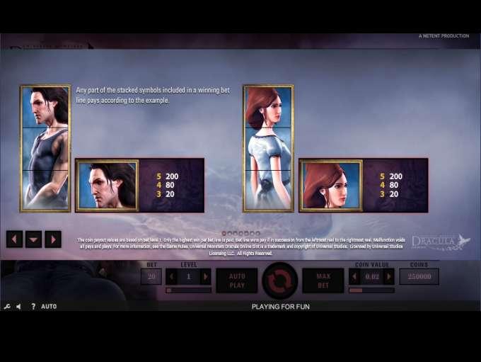 Game Review Dracula